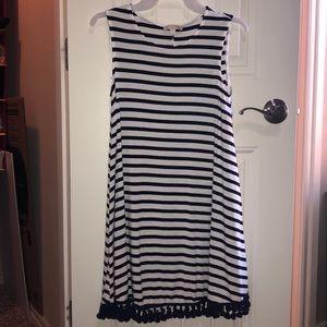 Girls Casual/ Swim Coverup Dress